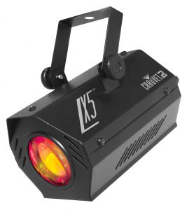 Chauvet LX5 LED FX Light Image