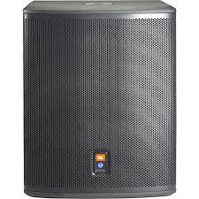 JBL PRX 518S Sub Speaker Image