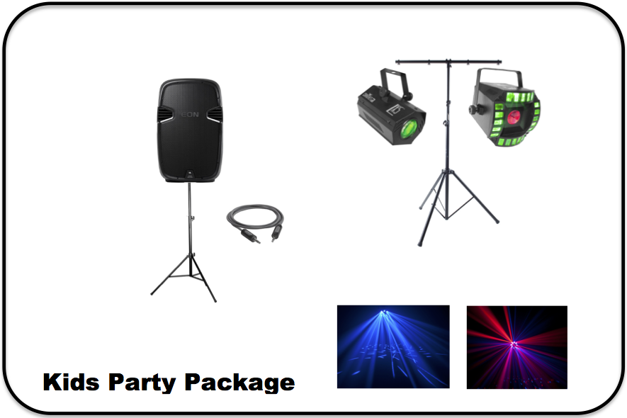 Kids Party Package Image