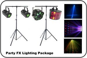 Party FX Lighting Package Image