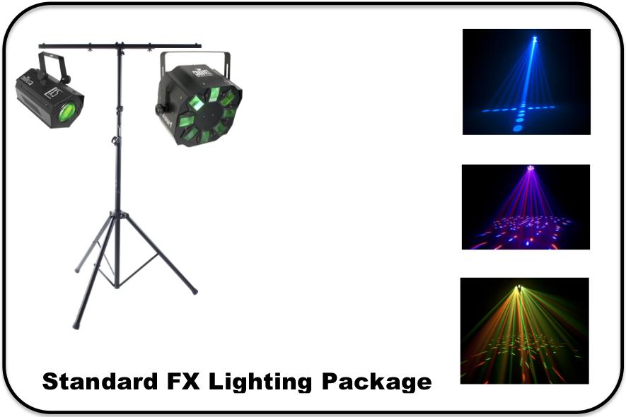 Standard FX Lighting Package Image